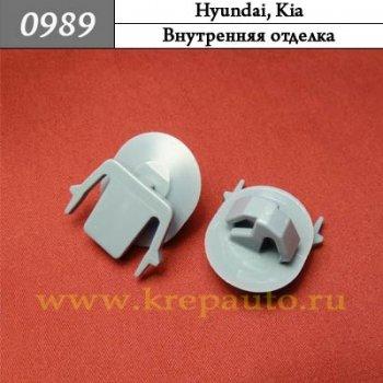 Автокрепеж для Hyundai, Kia