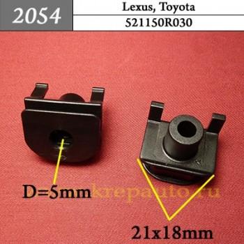 521150R030 - Автокрепеж для Lexus, Toyota