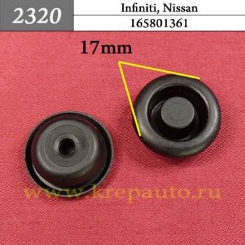 62828AG000  - Автокрепеж для Infiniti, Nissan