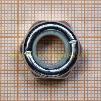 DIN98510125 Гайка М10*1,25 с нейлоновым кольцом низкая