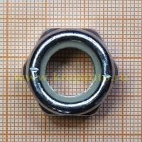 DIN98514150 Гайка М14*1,5 с нейлоновым кольцом низкая