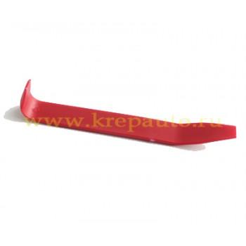 Съемник узкий красный для клипс КрепАвто