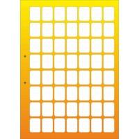 stendbookyellowodnostdvust - Жёлтый лист книги для автокрепежа двусторонний