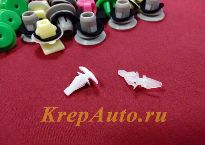 Фиксаторы, коннекторы для авто